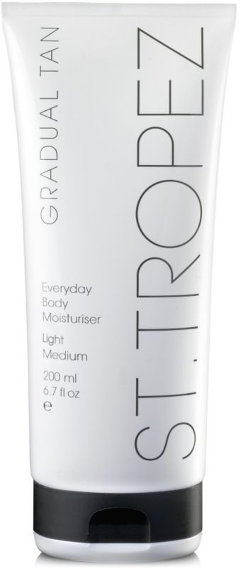 St. Tropez Gradual Tan Everyday Body Moisturiser Light/Medium Ulta.com - Cosmetics, Fragrance, Salon and Beauty Gifts