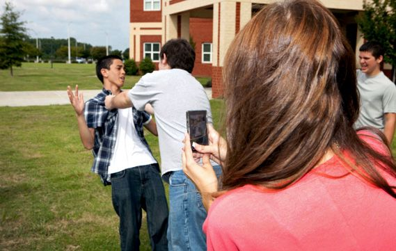 The Assessment of Bystander Participant Roles in Bullying Situations