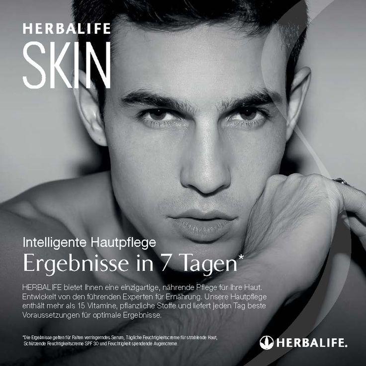 Herbalife SKIN Verbessern Sie das Erscheinungsbild Ihrer Haut mit der optimalen Kombination von Vitamin B3, den antioxidativen Vitaminen C und E, Aloe Vera und anderen pflanzlichen Inhaltsstoffen. …