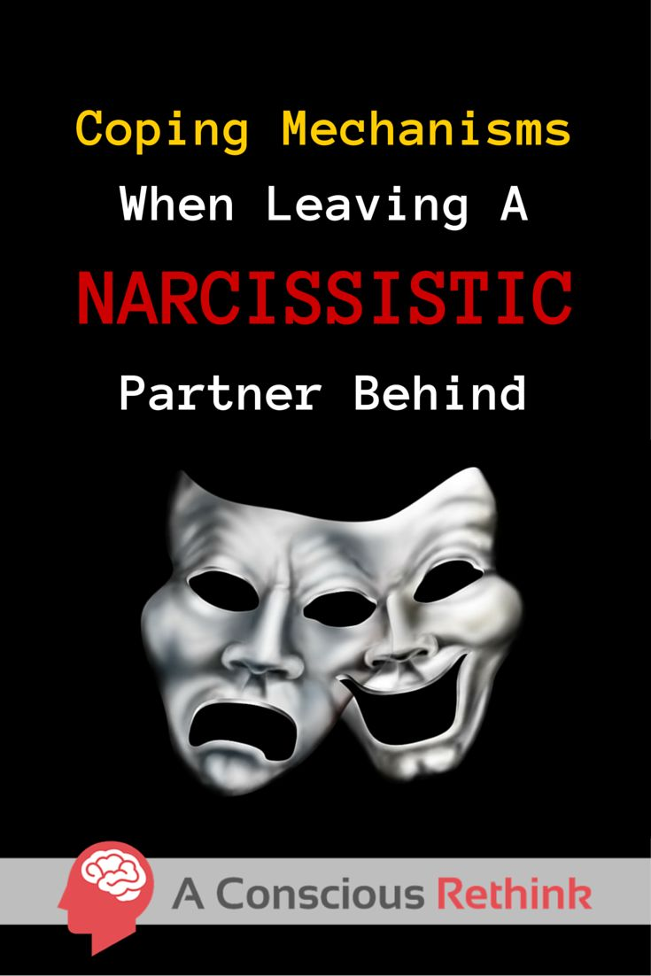 Once you've decided to leave a narcissist, you might need these coping mechanisms to prevent a relapse into such an unhealthy relationship.