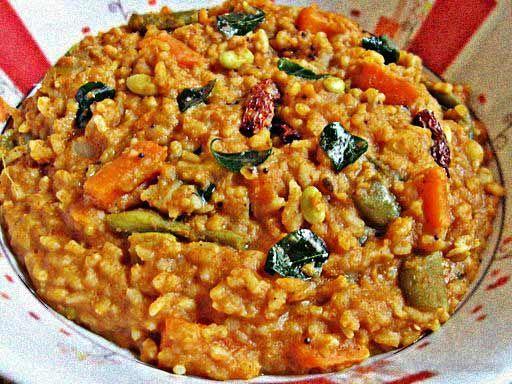 Bisi Bele Bhaat Recipe - AtoZFoodRecipes.com