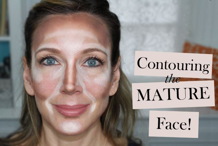 How To Contour the Mature Face | Contouring & Highlighting...
