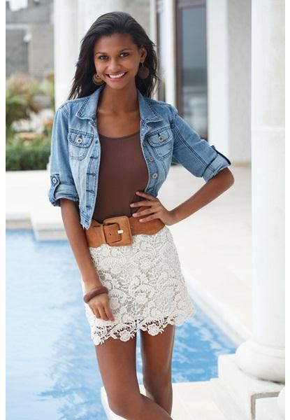 CROCHET SKIRT from Body Central || Get 5% cash back - http://www.studentrate.com/bu/get-bu-student-deals/Body-Central-Discounts--amp--Coupons--/0