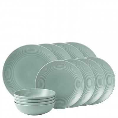 Maze Teal 12 Piece Set - Gordon Ramsay