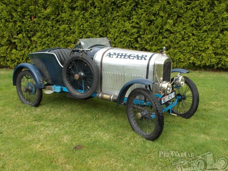 Amilcar CC 2 seater 1921 for sale