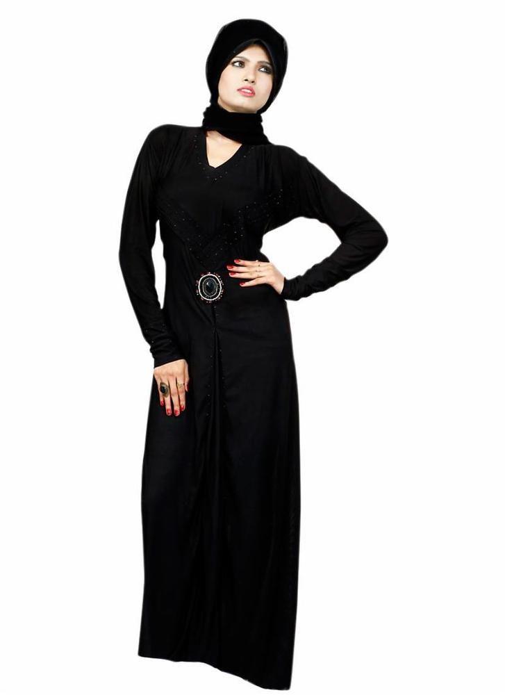 Islamicwear Dress Long Clothing Style Jilbab Maxi Dubai Abayaa Hijab Bahiyyah…