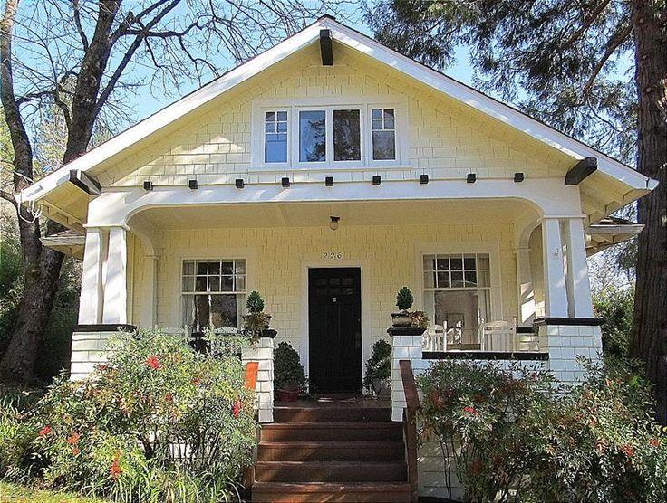 1920 classic craftsman bungalow 226 nevada street for Craftsman cottage