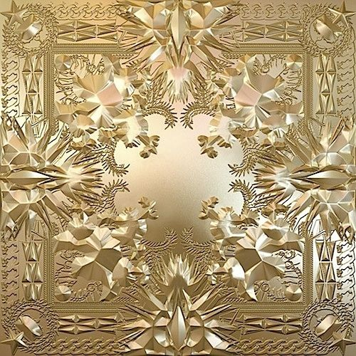 Jay-Z and Kanye West - Watch the Throne One of my favorite albums of all time, They murdered this shit!