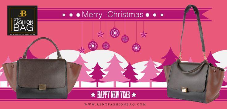 Rent a Céline Trapeze for Christmas on www.rentfashionbag.com