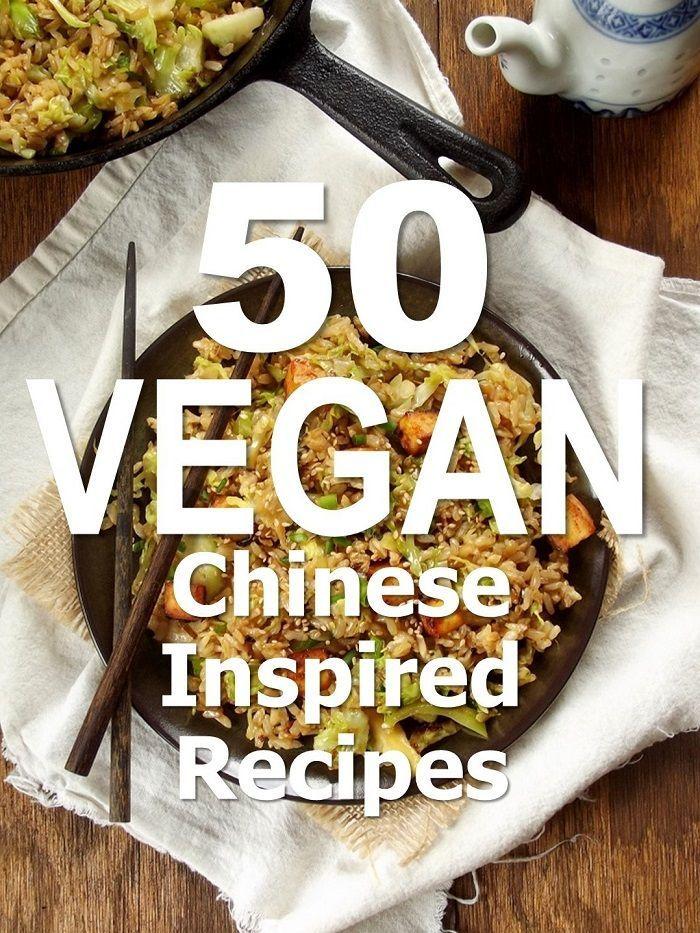 50 Chinese Inspired Vegan Recipes for Chinese New Year (Connoisseurus Veg)