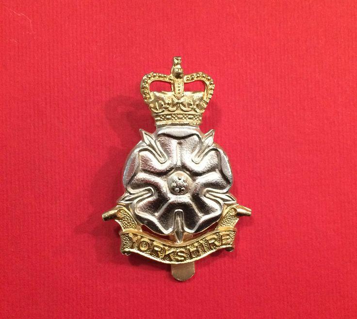 Yorkshire Brigade Cap Badge