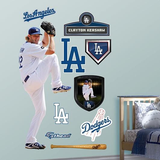 Clayton Kershaw Los Angeles Dodgers La La Dodgers