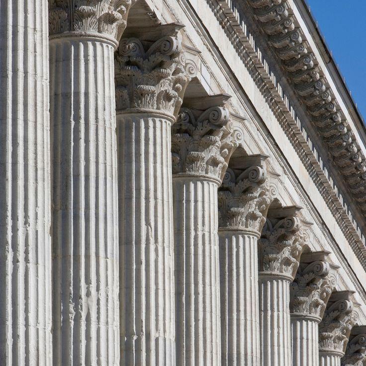 Corinthian columns | Corinthian. Architecture. Pro image