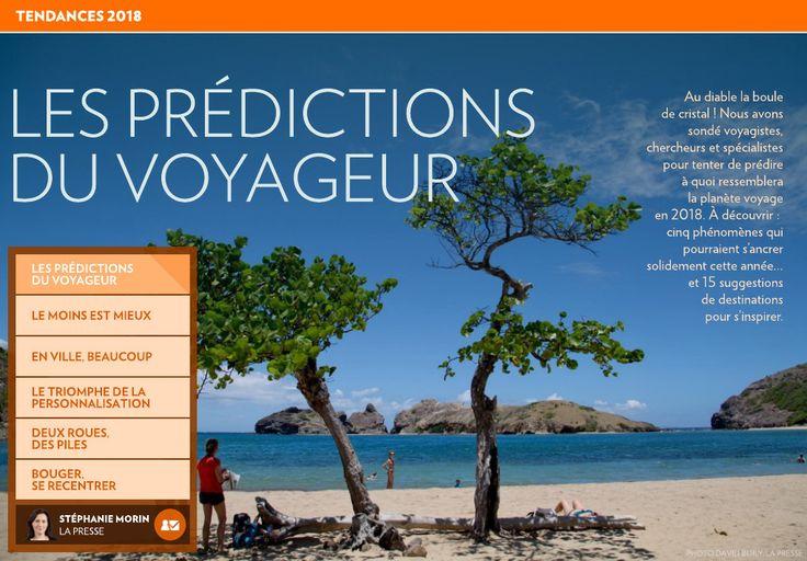 Les prédictions du voyageur - La Presse+