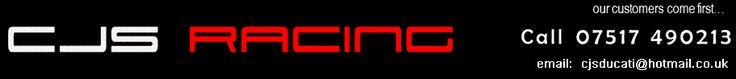 CJS RACING Motorcycle Dyno Tuning Ducati & Superbikes Bristol ECU Custom Mapping