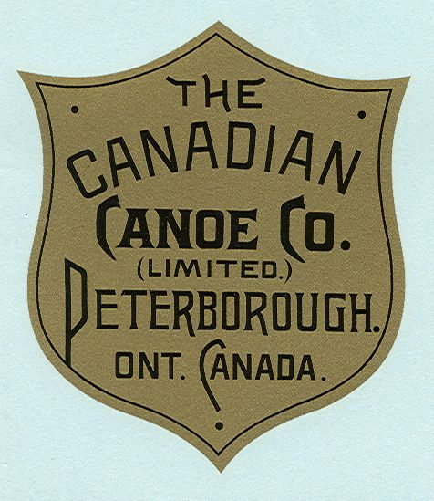 Best Canoe Builders Plates And Decals Images On Pinterest - Decals for boats canada