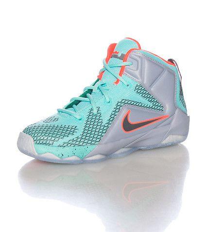 NIKE Lebron James Brand new design Mid top children\u0027s sneaker Lace up  closure NIKE swoosh on
