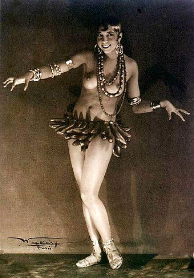 Josephine baker nude pics