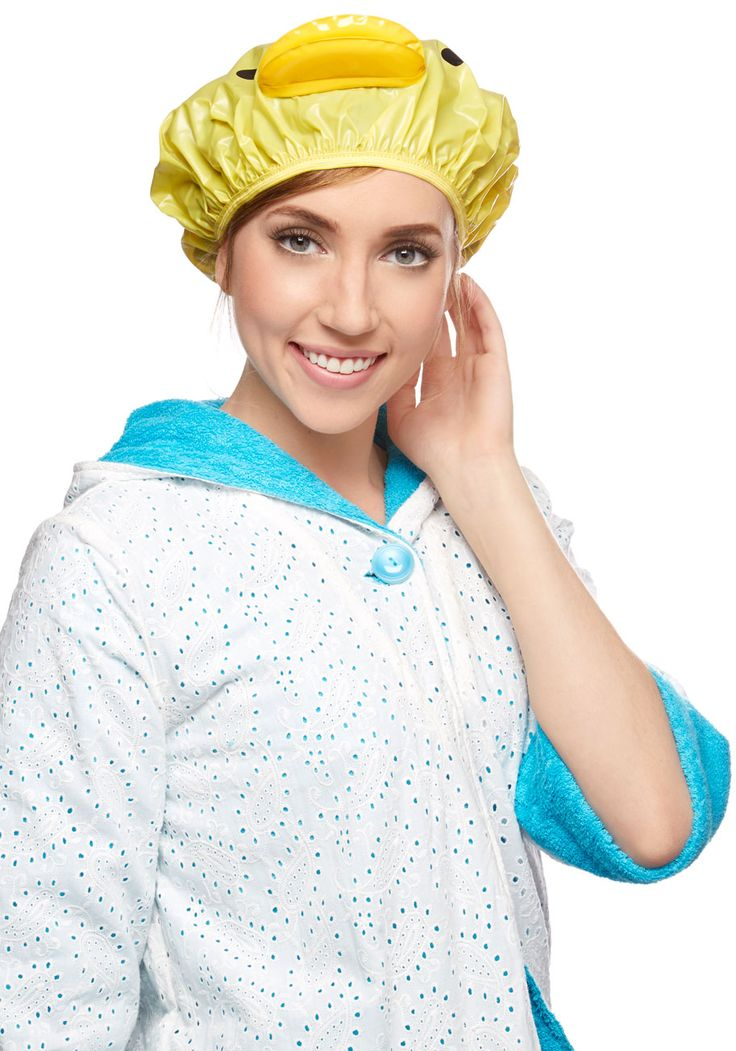 how to clean a shower cap