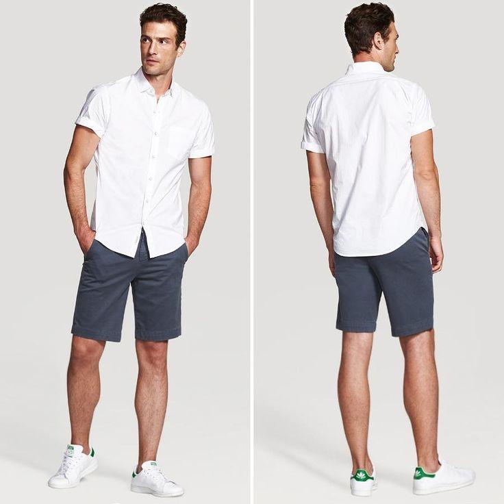 Мужские шорты-чинос DL1961 великолепны в своей универсальности! Их можно одевать как с футболками, так и с рубашками и даже пиджаками в стиле кэжуал. Удалить комментарийjistshop#summer #fashion #outfitidea: #stylish & #trendy #DL1961 #chinos #shorts help to create #chic #summer #outfits #мода #стиль #тренды #джинсы #рубашка #модно #стильно #киев #новаяколлекция