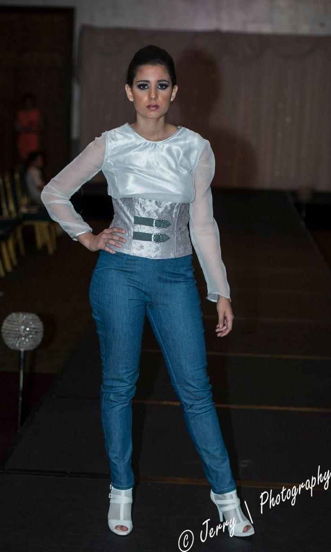 Katleen Amazonas Fusion Fashion Show