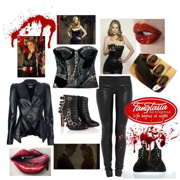 """True Blood - Pam"" by tweeterj on Polyvore"