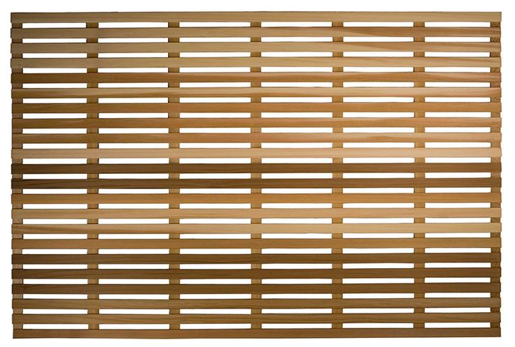 Lattice & Screen | Moderna Panel Screen | Woodway Products