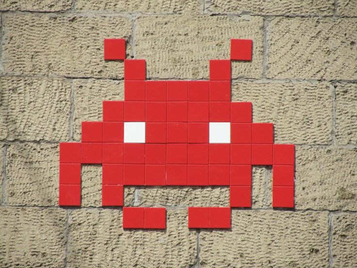 Urban street artist Invader has installed tile mosaics modeled after Space Invaders 8-bit video game characters in over 30 countries over the past 20 years. | WebUrbanist