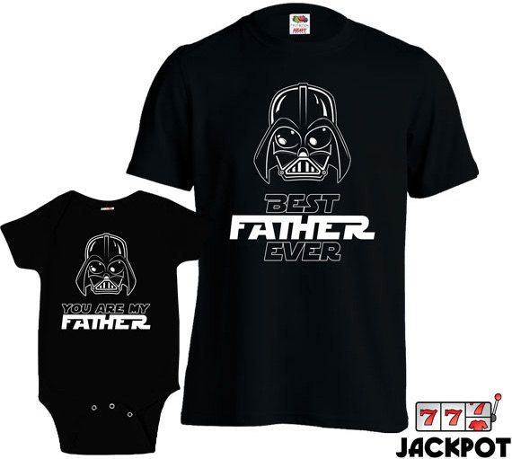 Matching Father Son Shirts Best Dad Ever T Shirt Son Baby Bodysuit Matching Family Shirts First Fathers Day Gift from Son Men's Todder MD427