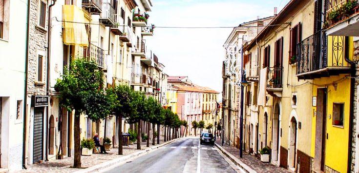 """5 e 6 dicembre a #Frosolone """"Per le vie del Borgo"""" -> http://goo.gl/idNGQs #Isernia #Molise #mangiareinmolise"""