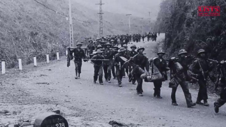 Chưa Bao Được Xem Những Tư Liệu Chiến Tranh Việt Trung  Biên Giới Tháng ...