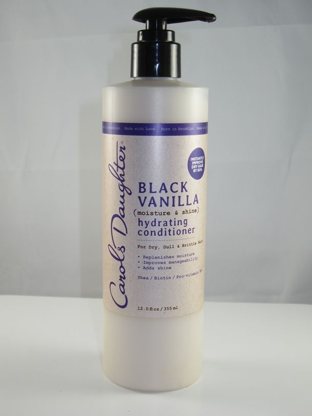 Carols Daughter Black Vanilla Moisture Shine Hydrating Conditioner