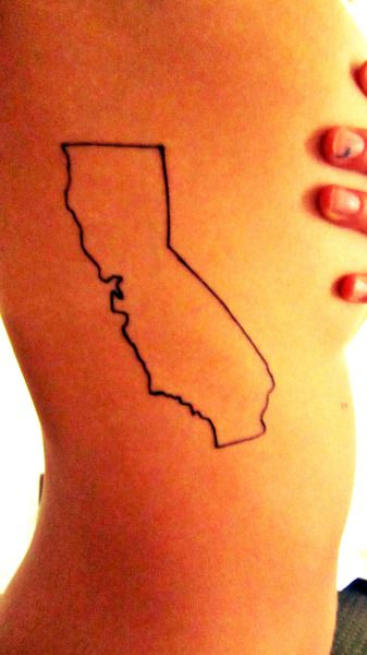 california tattoo | Tumblr