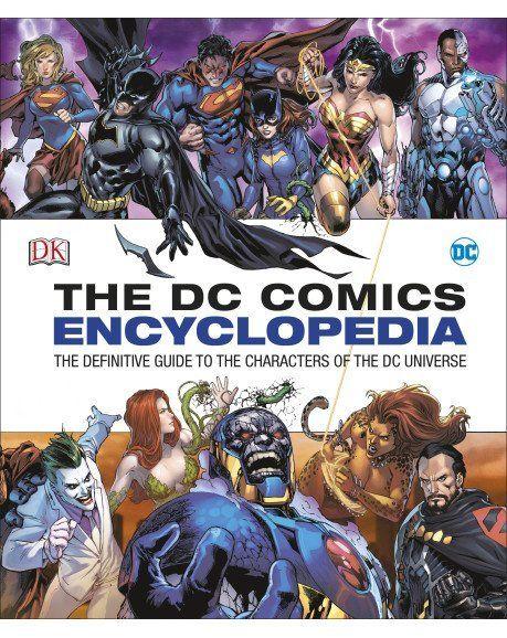 The DC Comics Encyclopedia HC    Hardcover www.detoyboys.nl