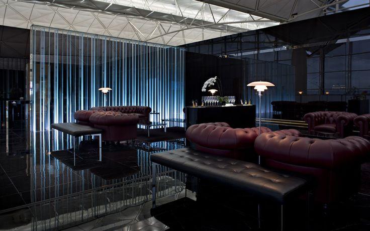 Cathay Pacific Lounges Hong Kong International Airport