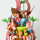 Captain Hook and Neverland pirates