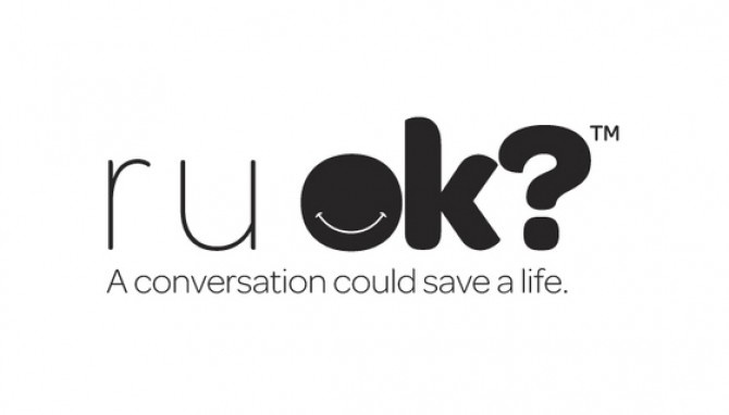 national suicide prevention- ask the question. Then ask it again and again. Are you ok? A conversation could save a life.