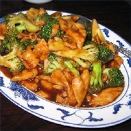 "Chinese food is popular; and chicken with broccoli is among the most popular Chinese dishes in the U.S. In fact, it is one of sons' second favorite Chinese dish after fried rice. ""Simple"" is the key to this dish; and ""Healthy"" is its benefit. Of..."