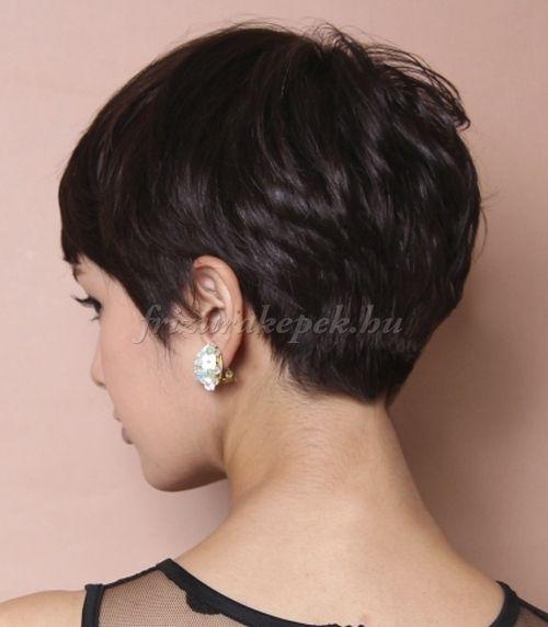 Pixie Frizur 225 K R 246 Vid Frizur 225 K Pixie Frizura Hairstyle
