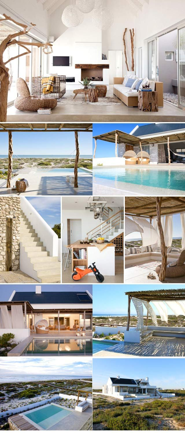 West coast beach home south africa