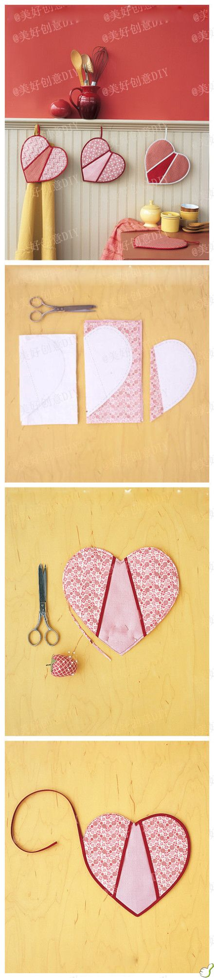 Nice idea and it looks like easy to sew..