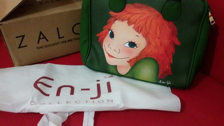 Fated to loved you bag by ellie kim is mine