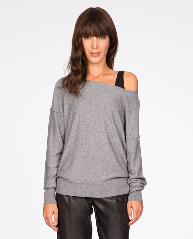 Loose-fitting jumper   Jumpers and cardigans   Comptoir des Cotonniers