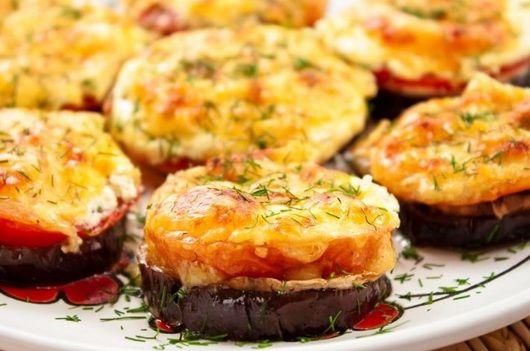Закуски из баклажанов - Рецепты закусок из баклажанов - Как правильно
