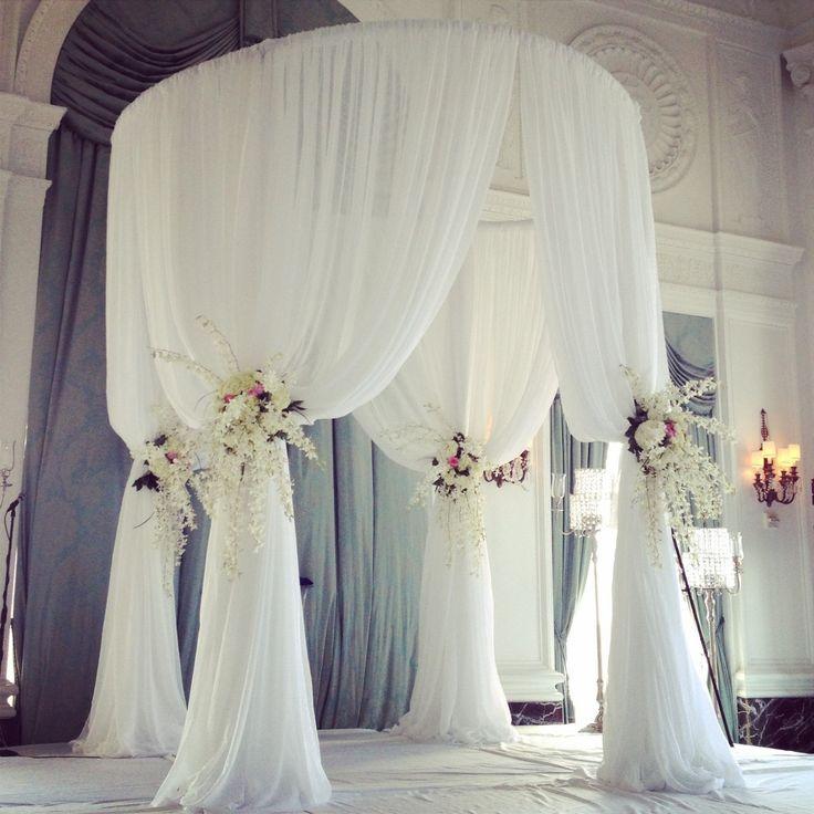 Altar Decorations, Wedding Expo