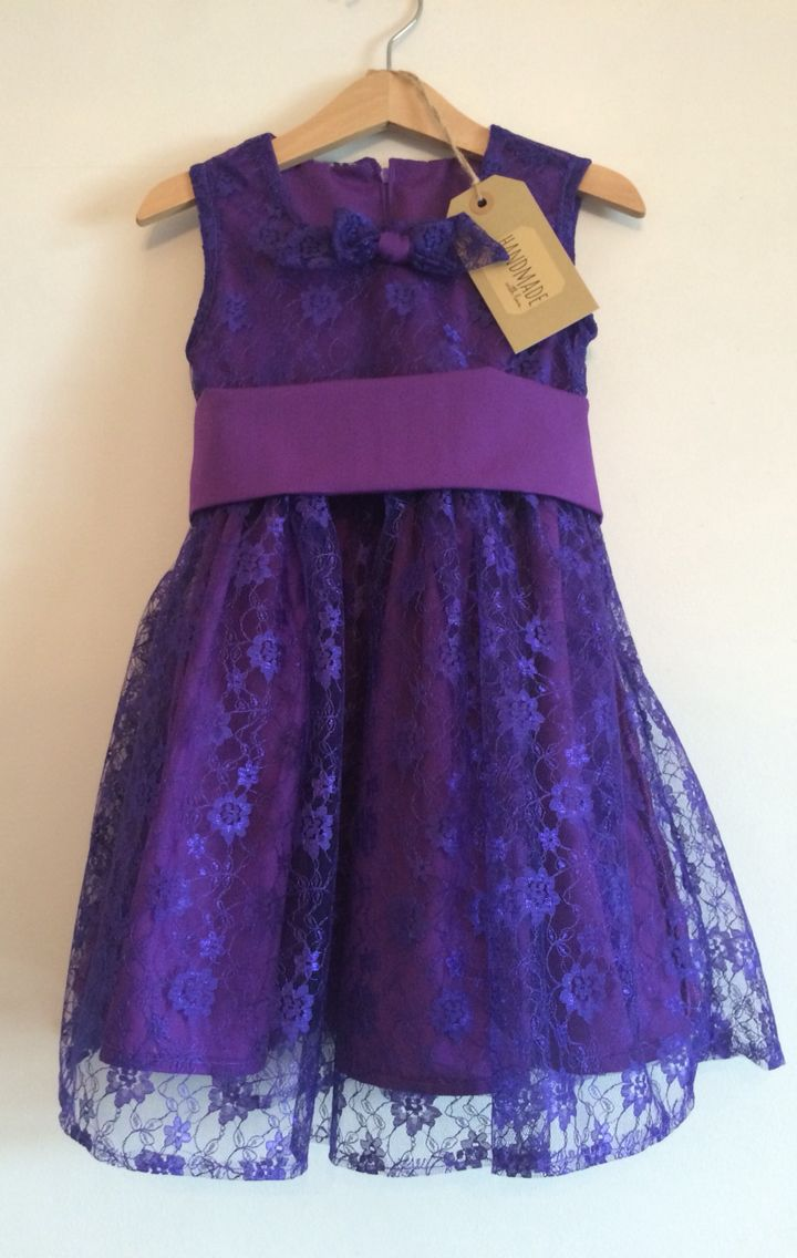 Handmade Kiddy Boutique dress £22.95  Available to order x