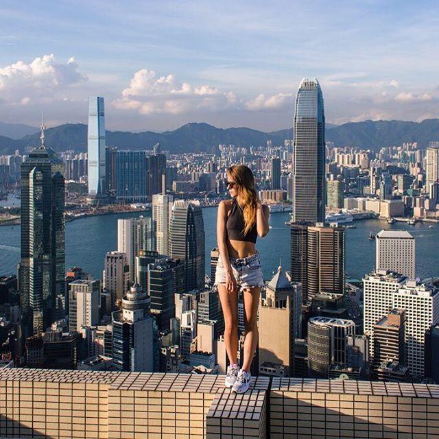 Best Parkour Images On Pinterest Parkour Extreme Sports And - Daredevil films extreme parkour on top of skyscraper