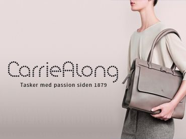 Mærkevaretasker fra det eksklusive Carriealong #CarrieAlong - Find tøj og sko fra de bedste modebutikker på Vuuh.dk
