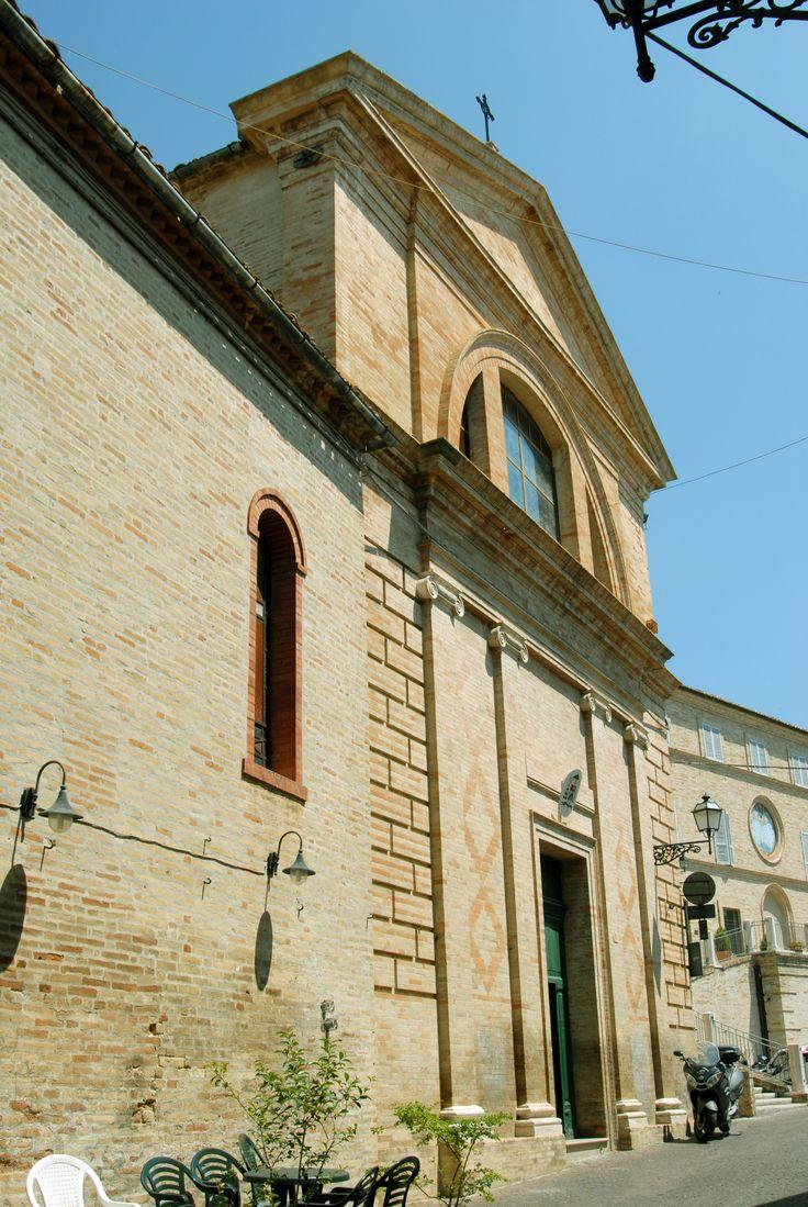 Chiesa di S. Giovanni Battista  #marcafermana #falerone #fermo #marche