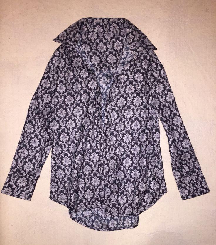 OSFA Wallpaper Black Sheer Jacket